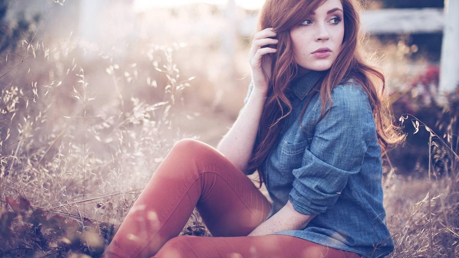 Photo of girl webmodel